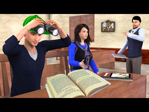 Download परीक्षा पूर्व तैयारी Kahaniya - Exam Preparation हिंदी कहानियां - Hindi Stories Comedy Video