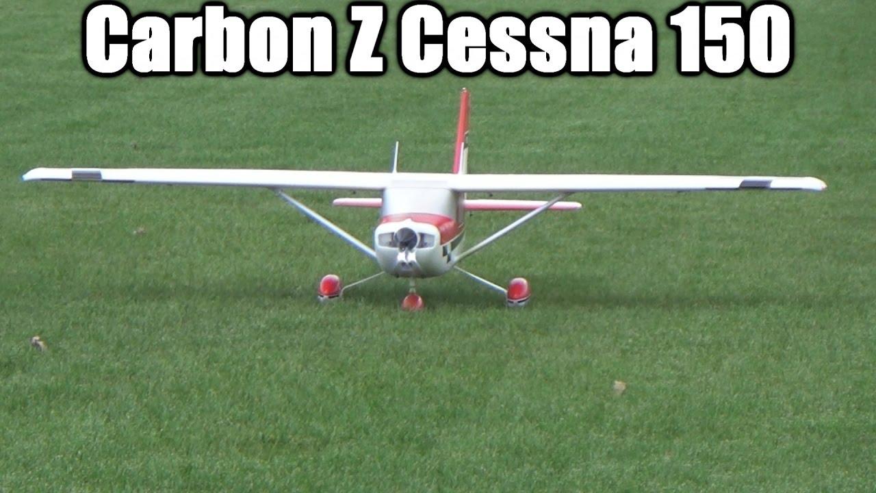 E-flite: Carbon Z Cessna 150 [Review]