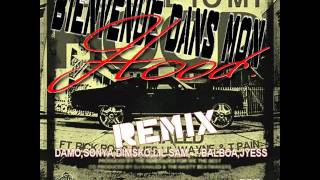 Bienvenue dans mon hood remix feat Damo, Sonya, Dimsko, Lil Sam, Turie Balboa, Jyess & Big Cee.