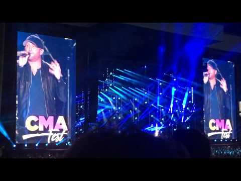 Cole Swindell - You Should Be Here - CMA Fest 2017