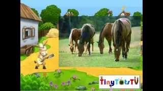 Old MacDonald had a farm - Nursery Rhymes for Children