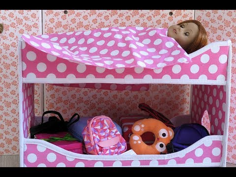 How To Travel With Your American Girl Doll - Two Night Hotel Vacation Stay -