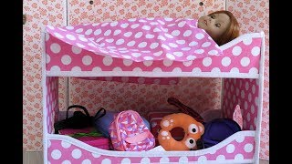 Скачать How To Travel With Your American Girl Doll Two Night Hotel Vacation Stay