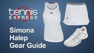 Simona Halep Gear Guide Wimbledon | Tennis Express