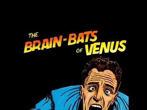 "COMIC BOOK: ""The Brain-Bats of Venus""        **animation**"