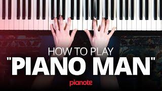 Piano Man Tutorial (Billy Joel)
