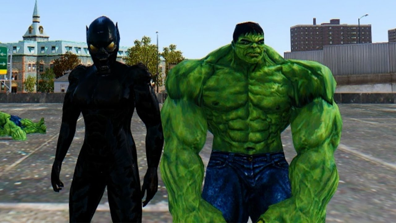 green goblin vs hulk - epic battle - youtube