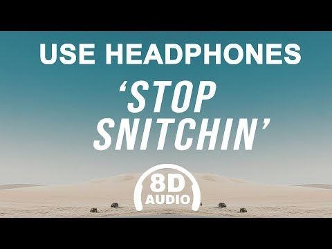 YG - Stop Snitchin (8D AUDIO) 🎧 - YouTube