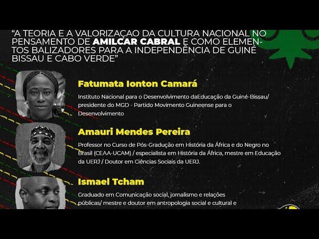 A Teoria e a valorização da Cultura Nacional no Pensamento de Amilcar Cabral
