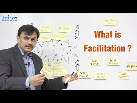 What Is Facilitation ? || How To Facilitate? || How To Make People Think? || How To Facilitate?