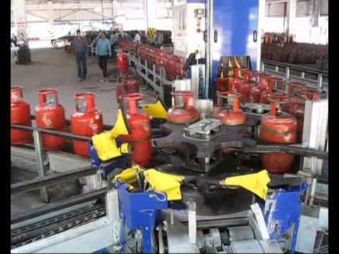 Flexspeed, HPCL Gas Filling Plant, Oct 2010