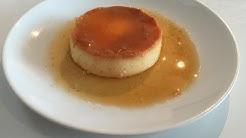 Paahtovanukas eli Crème caramel/ الفلان أو الكريم كراميل