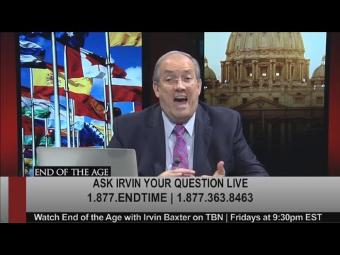 Prophetic Fulfillments of 2017 Part 2 | Irvin Baxter | End of the Age LIVE STREAM