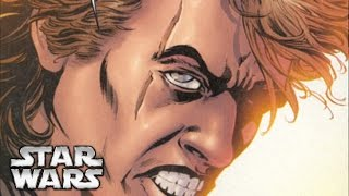 How Anakin Skywalker Got His Scar And What It Represents