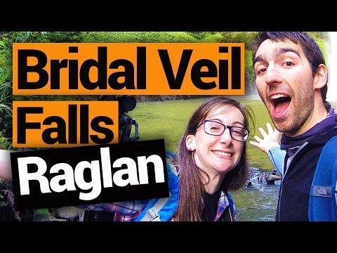 Bridal Veil Falls in Raglan - New Zealand's Biggest Gap Year – Backpacker Guide New Zealand