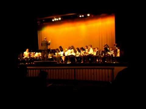 Pinon Mesa Middle School Band
