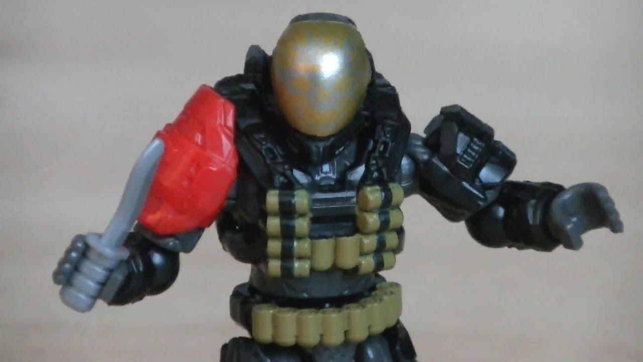 The Future of Halo Mega Bloks Mini Figures