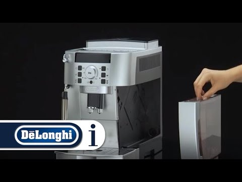 How to use  the De'Longhi Magnifica S ECAM 22.110 Coffee Machine  for the first time