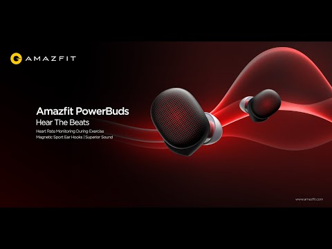 Amazfit Powerbuds |