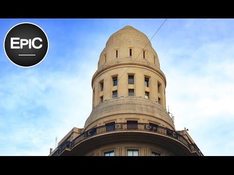 Art Deco en Buenos Aires por Eduardo Lazzari (Documental/Documentary) (HD)
