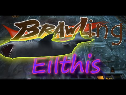 Brawl with Eilthis - Razorgrin