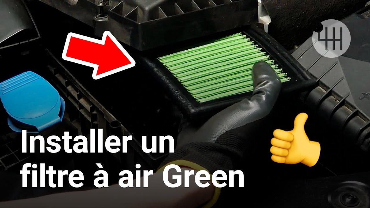 Filtre à air Green BMW Série 3