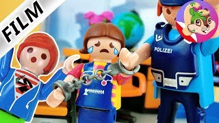 Playmobil Rodzina Wróblewskich | Tata aresztuje własną córkę?! - Za co?