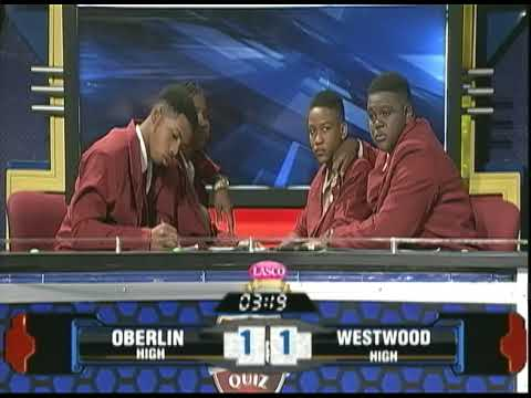 Oberlin High vs Westwood High - TVJ SCQ - February 21 2018