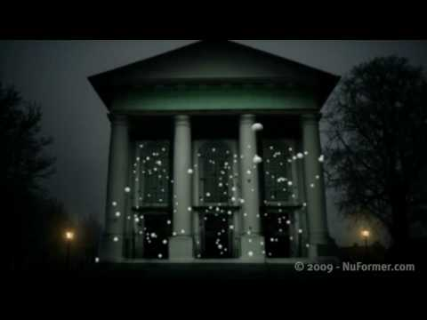 3D video mapping projection brings buildings alive.mp4