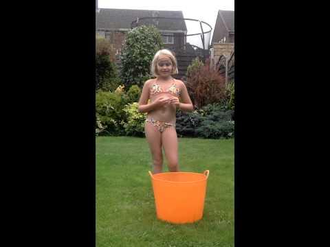 Amy Robbins Ice bucket challenge