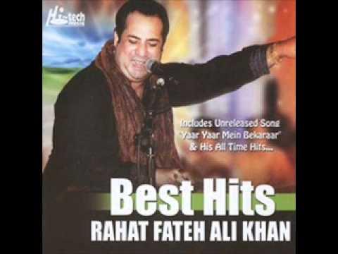 Rahat Fateh Ali Khan - All Hit Songs