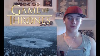 """Game of Thrones 7x6 Reaction """"Beyond the Wall"""" (Part 1)"""