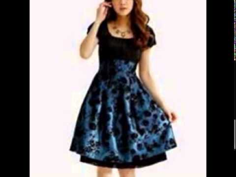 7456b630cbcaeb Dresses For Teenage Girls Formal - YouTube