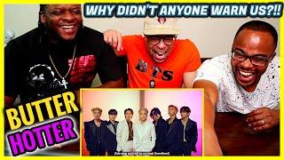 Nobody Warned Us 👀 | BTS 'Butter' (Hotter Remix) REACTION 🤣🤣