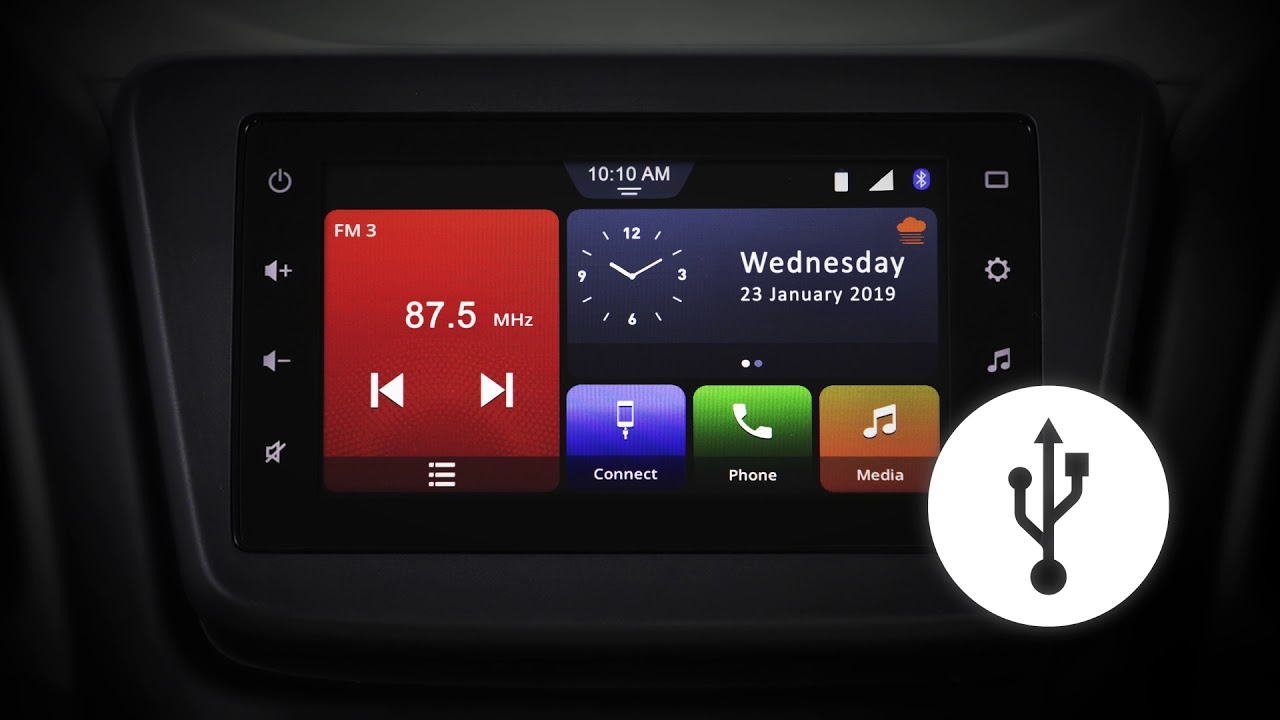 Maruti Suzuki Car - Smartplay Studio System