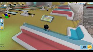 Ro-Bowling [Roblox game review]