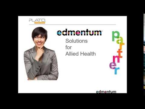 Edmentum Solutions for Allied Health