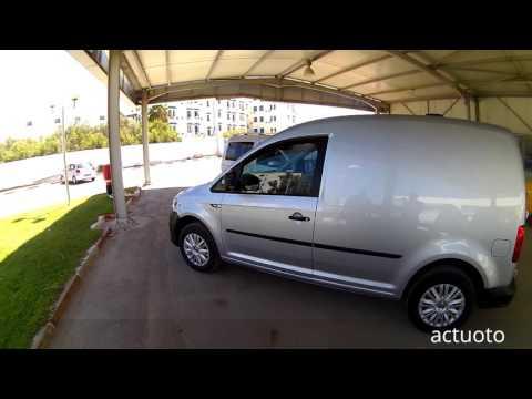 Actuoto: Volkswagen Caddy Van 4è génération (2eme rencontre, finitions, test drive, avis et détails)