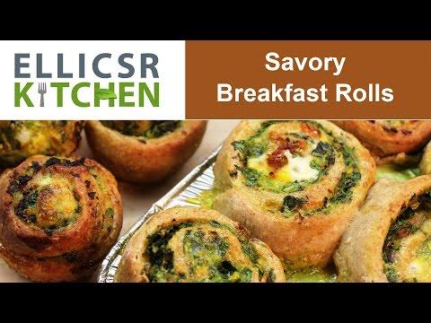Savory Breakfast Rolls