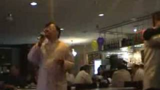 Spring Dinner - Cantonese Song - Love Is Eternal  愛是永恆 -  By Jkhc ( 28-2-09 )