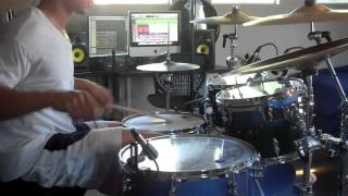 Nothing More- Christ Copyright DRUM Cover