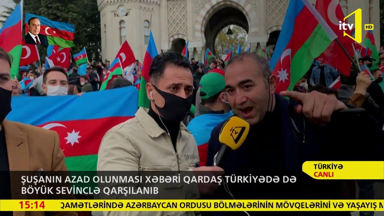 İTV Xəbər - 08.11.2020 (15:00)