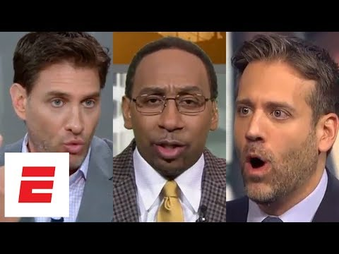 Every 2018 Warriors vs. Rockets prediction from First Take, Get Up!, The Jump & more | ESPN Voices