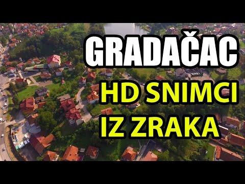 Gradačac | HD snimci iz zraka (vazduha) | Video #3