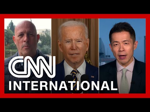 CNNi: Biden's foreign policy speech explained