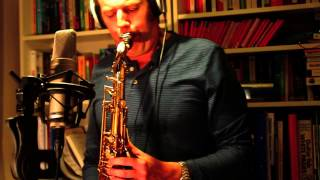 Everything Happens To Me. Tenor sax ballad