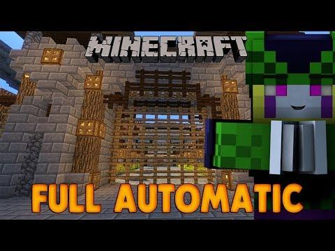 Cancelletto Minecraft : Minecraft cancello automatico