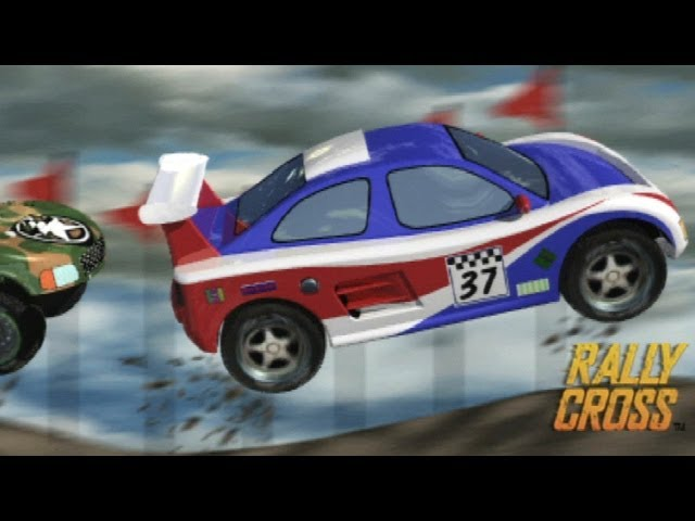 CGRundertow RALLY CROSS for PlayStation Video Game Review