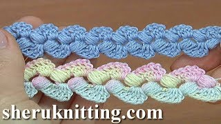 How to Make Double-Sided Crochet Cord Tutorial 177