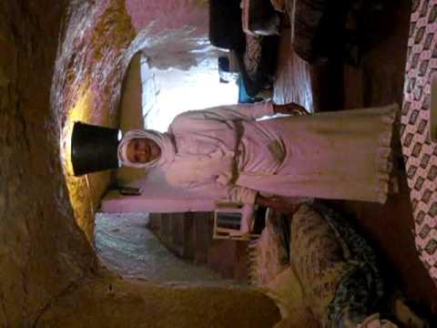 Berber Cave Woman